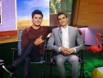 Didn't catch Zac Efron and Dave Franco's Neighbors interview on The Today Show this morning? Check it out now! VIDEO: http://on.today.com/1lRLxl1 - Team ZE