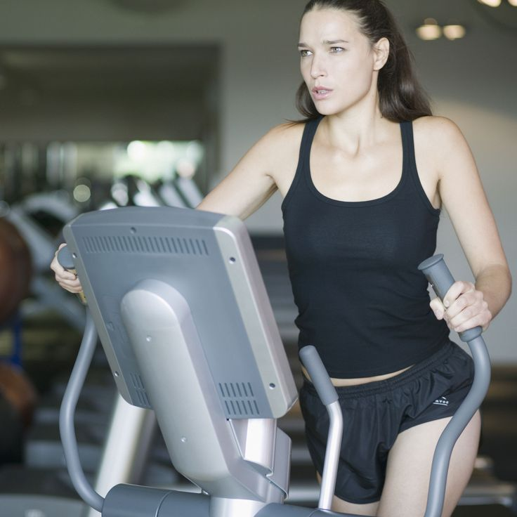 """Make the Most of Your Elliptical Workout. """"Finally something that explains what the elliptical does.. Because I feel like it does nothing."""" BUT it actually works if you do it right"""