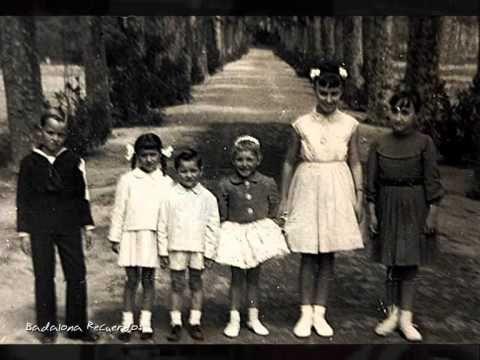 Recuerdos de la niñez - YouTube  A good song and video to play when beginning the Niñez unit.