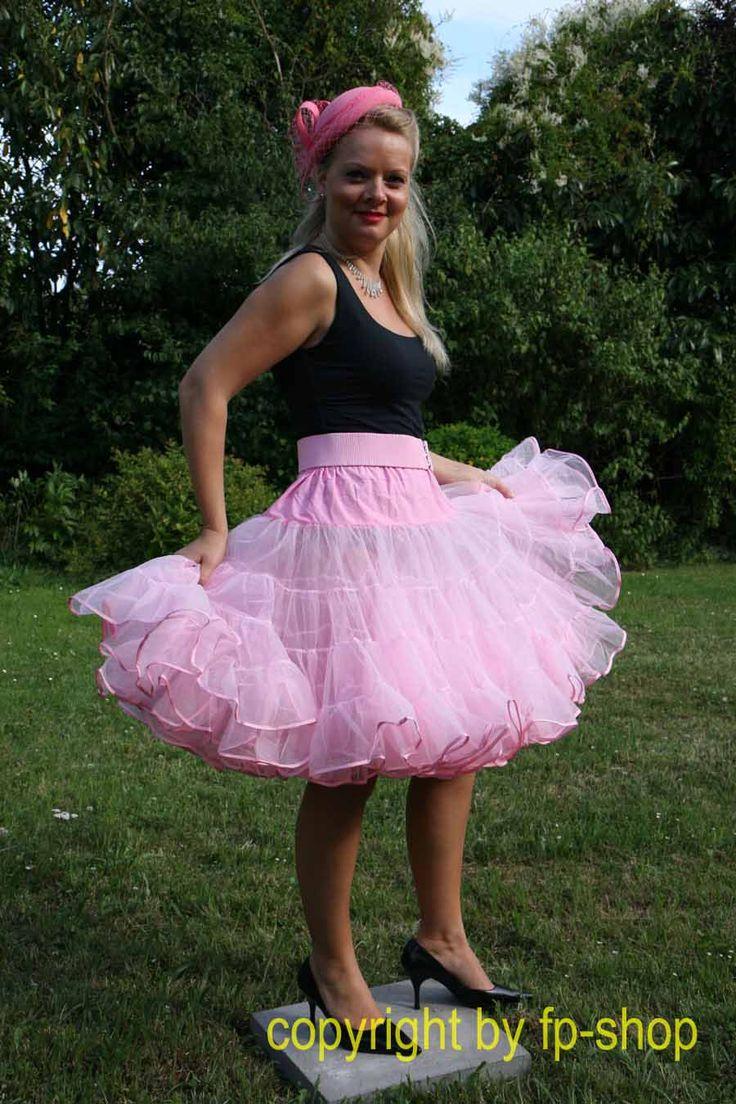 Petticoat Rosa Petticoat Malco Modes 575 Flying