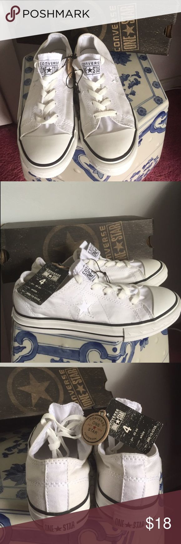 New Authentic Converse kids sneakers Canvas material with box Converse Shoes Sneakers