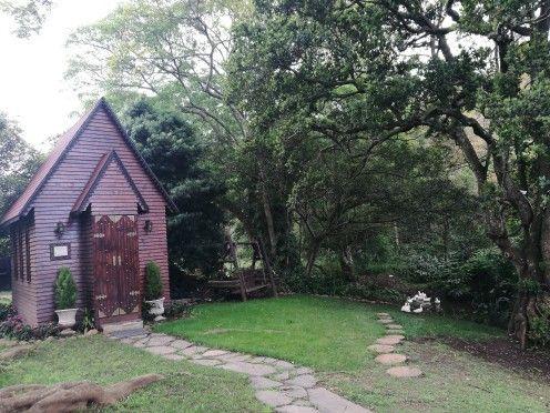 Macnut Farm Wedding Venue chapel