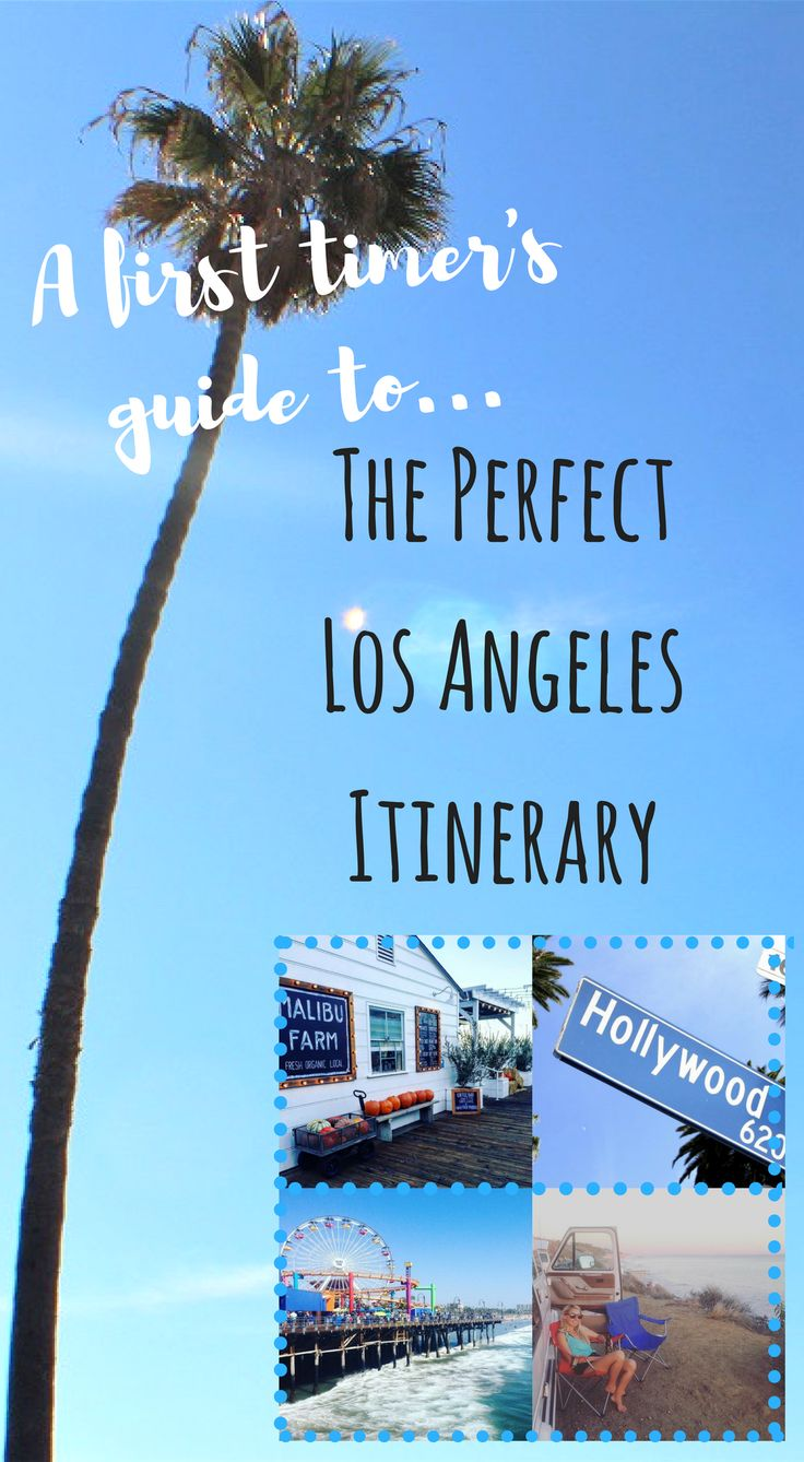 Planning a three day visit to Los Angeles and don't know what to see or do? Keep reading to see the best three day itinerary for the city of angels. This itinerary is perfect for first timers to L.A. and covers all of Los Angeles best attractions and sights. You can also find information on how to get around the city and the best way to save money.