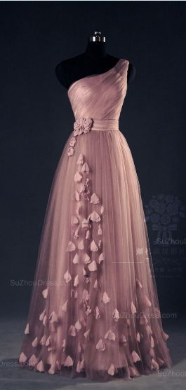 evening gown: