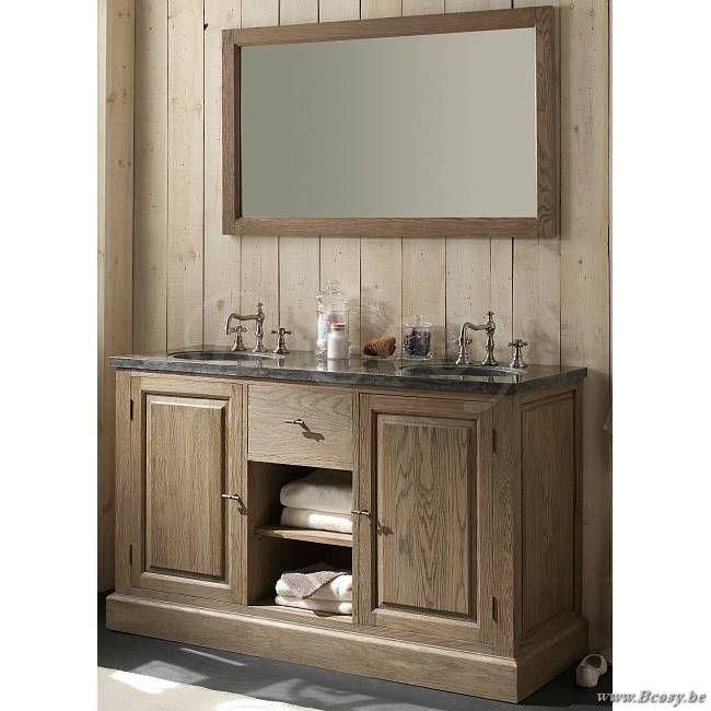 25 beste idee n over rustieke badkamer wastafels op pinterest wastafels eenvoudige lijnen en - Rustieke badkamer meubels ...
