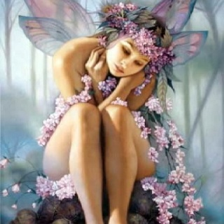 Fantasy, Beautiful Fairies, Magic, Deep Thoughts, Art, Faeries, Angels, Flower Fairies, Purple Flower