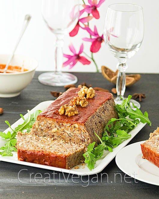 Cómo hacer un impresionante pastel de quinoa, lentejas, arroz, nueces y especias especial para compartir ;) Receta apta para principiantes, 100% vegetal y exquisita.