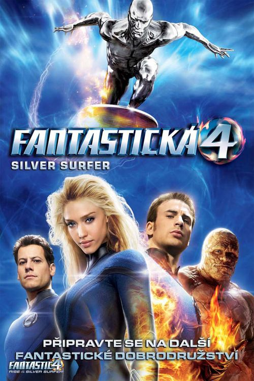 Fantastic 4: Rise of the Silver Surfer Full Movie Online 2007