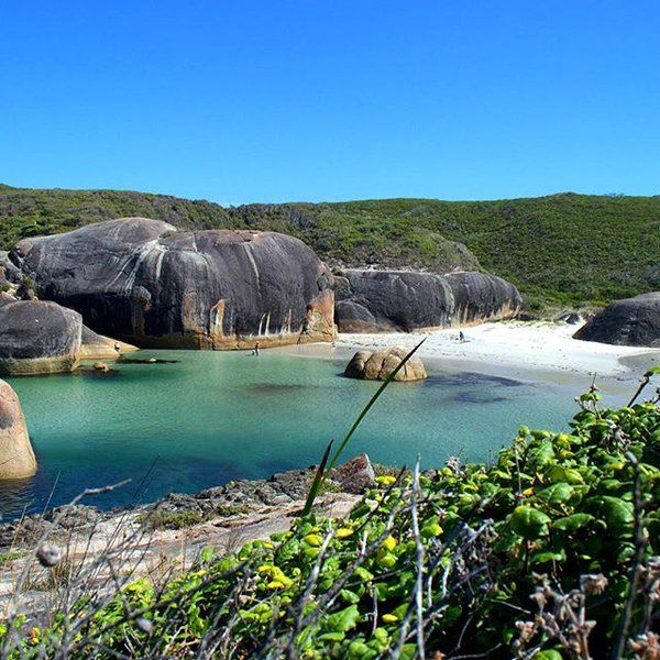 Elephant Rocks Western Australia | Twitter