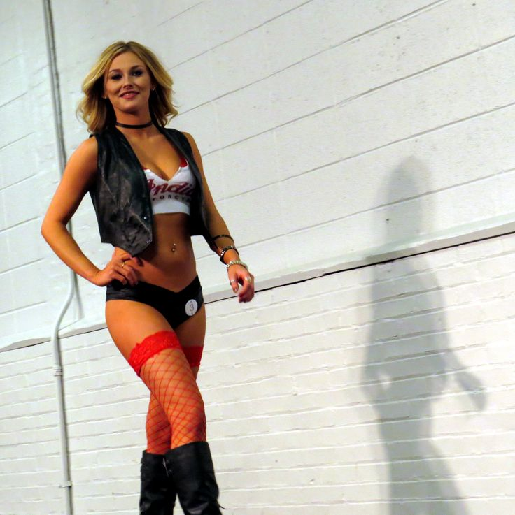 https://flic.kr/p/RDgwyA | Walk that walk from #IBT on the runway. | The International Bikini Team was at #IndianaMotorcycleExpo at the Indiana State Fairgrounds in Indianapolis and always one of my favorite events of the year.
