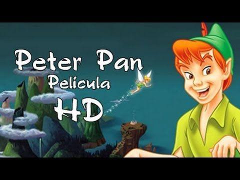Cuentos infantiles : Peter Pan - pelicula dibujos HD