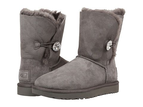 1d6a889b1ec ugg bailey button bling horizon blue version