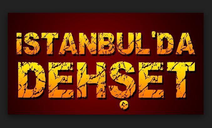 İSTANBUL KÜÇÜKÇEKMECEDE DEHŞET... #dehşet #istanbul #küçükçekmece