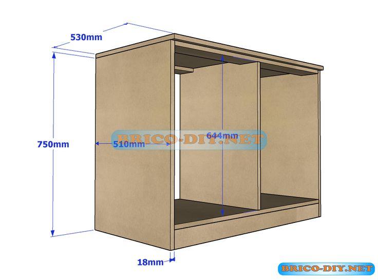 1000 ideas sobre aglomerado de madera en pinterest for Bricolaje madera planos