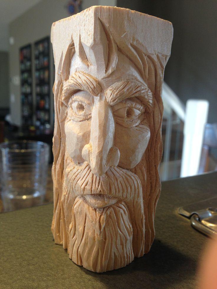Wood spirit.
