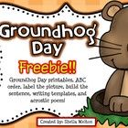 I hope you and your students enjoy these FREE Groundhog Day printables! They are perfect for morning work, stations, centers, independent practice,...