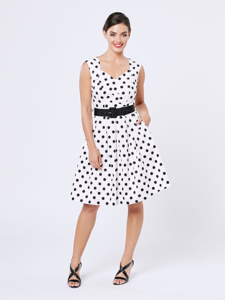 Hattie Spot Dress | Polka Dots | Review Australia
