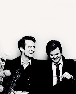 Brendon Urie and Spencer Smith: BFFLs