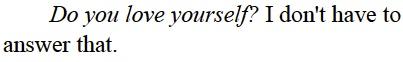 -Richard Siken, Unfinished Duet