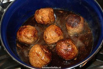 Gehaktballen van Restaurant De Librije  Topertje!