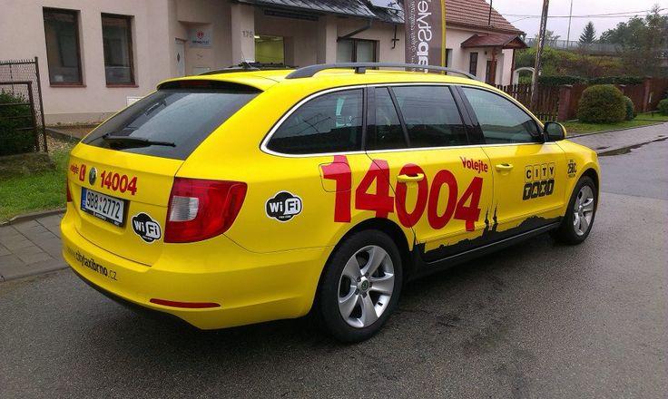 Potisk taxi