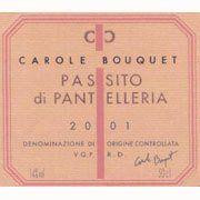 passito di pantelleria 2001 (abricot)