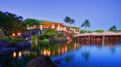 Travel Destination Guide: Grand Hyatt Kauai Resort & Spa - Koloa