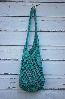 Crochet Pattern Name: Crochet Shopping Bag Free Pattern by: Backstitch Designs