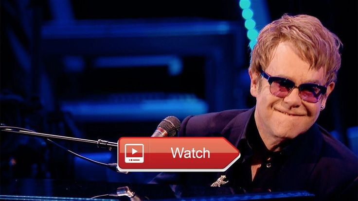 Brits Icon Elton John PREMIERES August 1th on AXS TV  The outstanding gala concert and career retrospective salutes the extraordinary life and career of music's one and