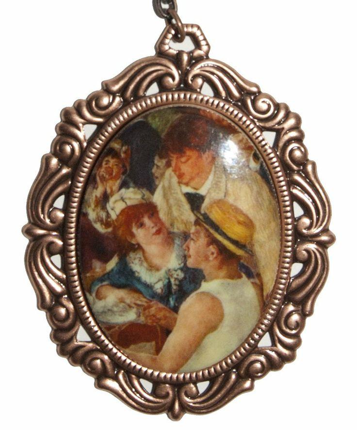 El almuerzo de los remeros. Renoir