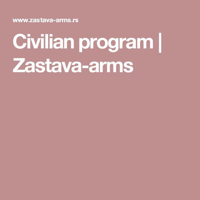 Civilian Program Zastava Arms Avec Images Fusil De Chasse