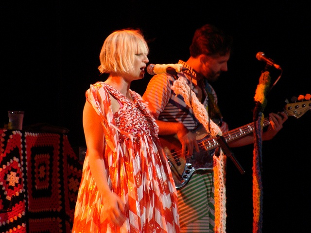 Sia at Roundhouse, London 2010