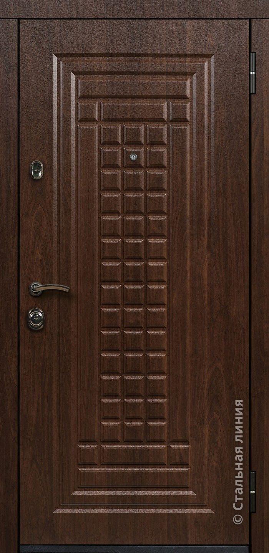 Входные двери Стальная линия Мельбурн Уличная г. Гомель Входные двери Стальная линия Melbourne 80U.01.02.AvCh - белорусские Могилевские двери. Цена, Фото.