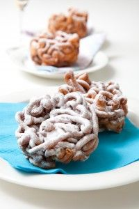Don't you love funnel cakes?