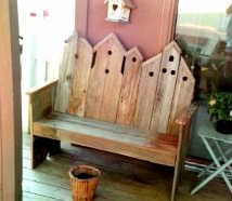 Ideal Birdhouse bench plans Titmouse and Nut Hatch Garage Plans Scroll to btm For more information or to ment about a particular free plan please contact wood