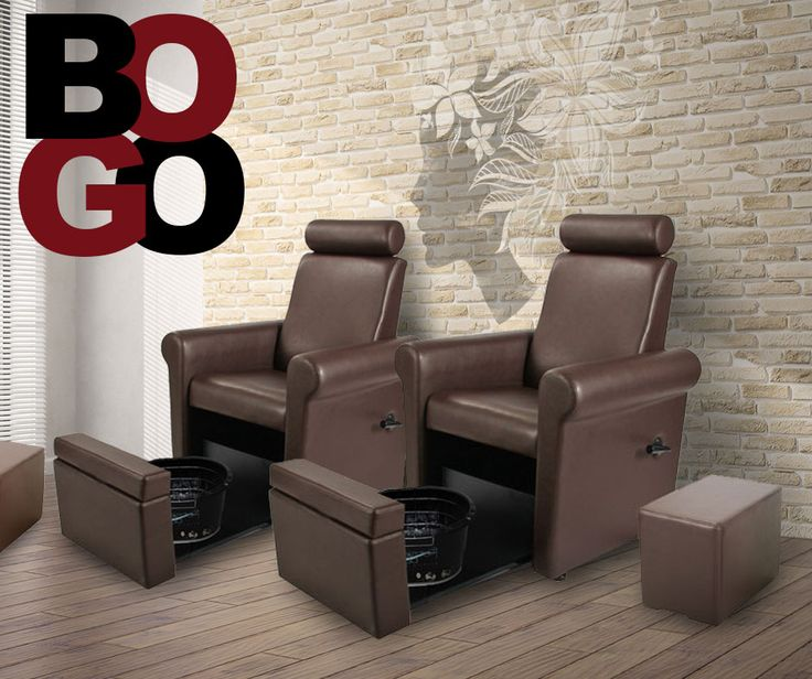 Upgrade your hair or nail salon with our plumbing-free & pipe-less Independence Pedicure Chair! #Black #Friday week only BOGO FREE! Ends 11/29. #salondesign #nail #equipment