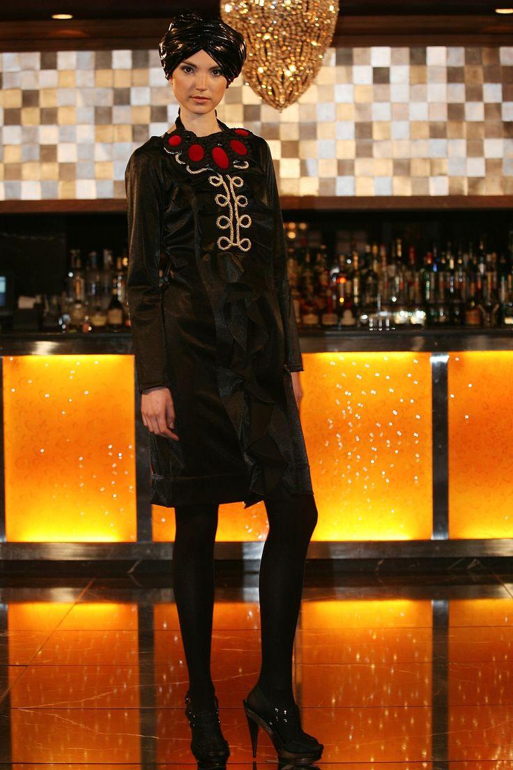 Joanne Hynes AW09 #runway