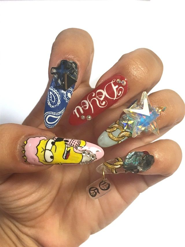 908 best NAILS Next Top Nail Artist images on Pinterest
