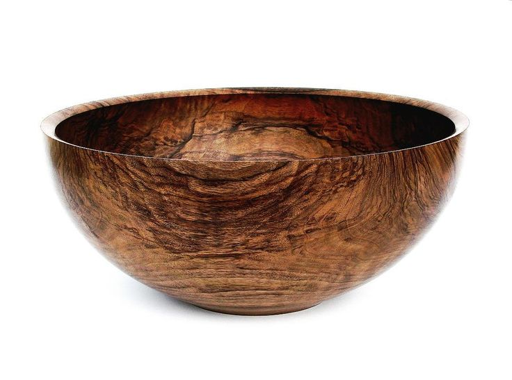 woodturning, bowl