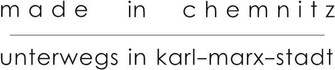 Es rappelt gewaltig im #Marketingkarton von #Chemnitz und heraus kommt: Das Ich! Das Ich, das die Stadt ist. Oder auch Du, wenn Du zum Ich geworden bist...