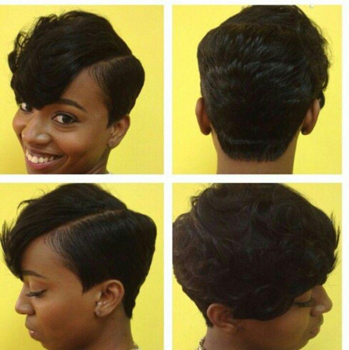 Awe Inspiring 1000 Ideas About Megan Good Haircut On Pinterest Pineapple Short Hairstyles Gunalazisus