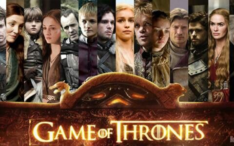 Game of Thrones... more a fantasy but awesome!