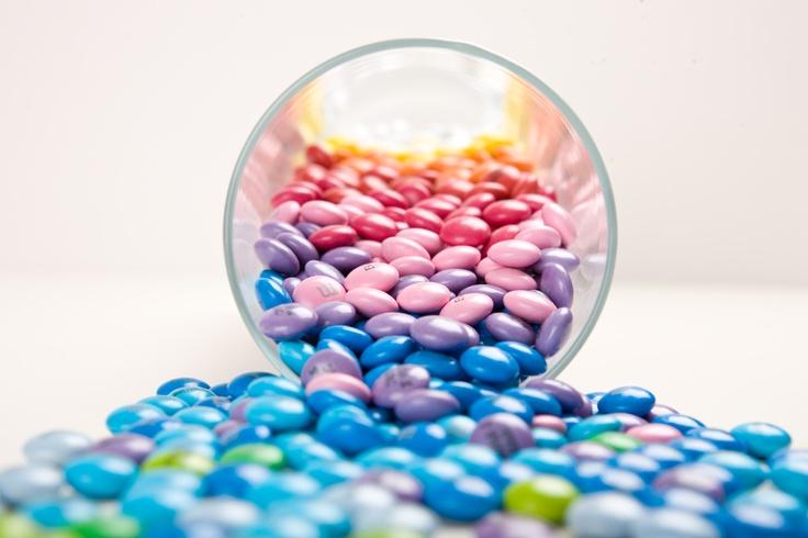 Farbvielfalt für Deine personalisierbaren MyM.