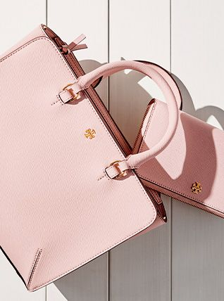 Gorgeous matching bags and wallets