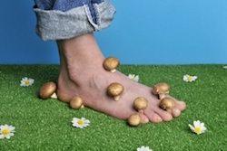 Soigner une mycose des pieds naturellement : résultats garantissante