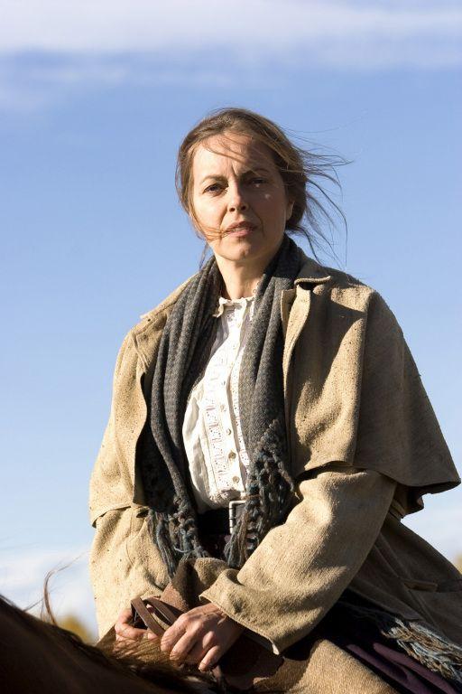 Greta Scacchi in Broken Trail