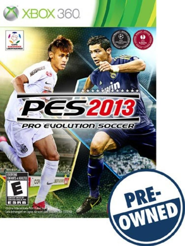 PES 2013: Pro Evolution Soccer — PRE-Owned - Xbox 360