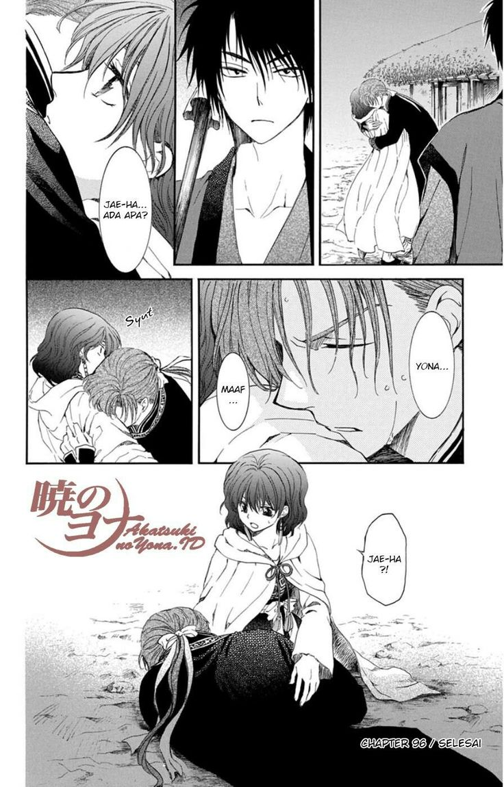 Manga Akatsuki No Yona Chapter 96 Bahasa Indonesia 28