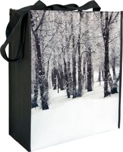 Winter Forest Laminated Non-Woven - 16 x 5 x 16 x 5in