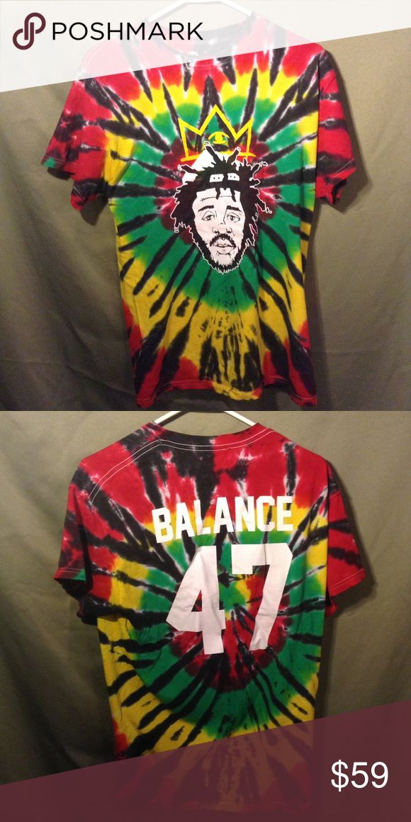 Capital STEEZ Tie Dye Tee Limited edition Tee in honor of the Pro Steez.      Printed Pro Era Neck label.                                      100% Cotton                                                              Gently worn ProEra Shirts Tees - Short Sleeve